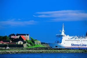 Przymusowy postój promu Stena Nautica skomplikował sytuację branży turystycznej na Jutlandii