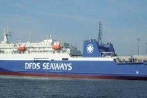 Dwa należące do DFDS promy zmieniają właściciela