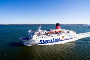 Tanie zakupy na pokładzie promu Stena Danica