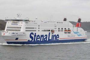 Kłopoty promu Stena Scandinavica. Statek czeka przymusowy postój