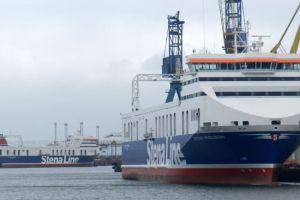 Stena Line zwiększy przestrzeń ładunkową na Morzu Irlandzkim