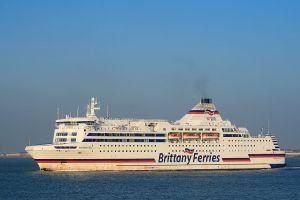 Incydent na pokładzie promu Brittany Ferries. Dwie osoby w szpitalu