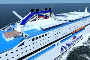 Najnowocześniejszy prom PEGASIS dla Brittany Ferries
