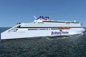 Ekologiczna rewolucja w Brittany Ferries zawieszona. Nowego promu na razie nie będzie