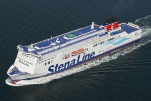 Imponujące wzrosty Stena Line na trasie Harwich - Hook of Holland