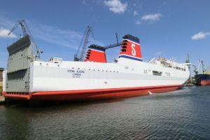 Stena Line: Stena Alegra na linii Gdynia Karlskrona