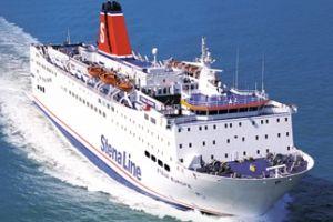 Pasażerowie promu płynącego do Fishguard spędzili noc na Morzu Irlandzkim