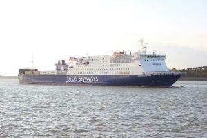 Słynna Sirena Seaways zmienia nazwę