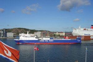 Nowe połączenie intermodalne pomiędzy Szwecją a Rosją