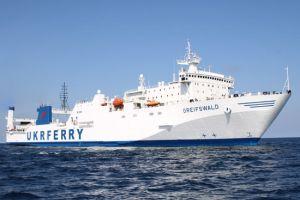 Ukrferry uruchamia nowe regularne połączenie na Morzu Czarnym
