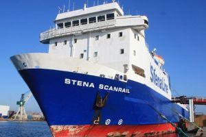 Ostatni taki rejs promu Stena Scanrail. Zmiany na trasie Göteborg- Frederikshavn