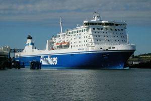 Alarm na pokładzie promu Finnlines