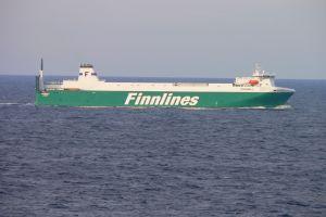 Finnlines: promy opuszczają szwedzką banderę