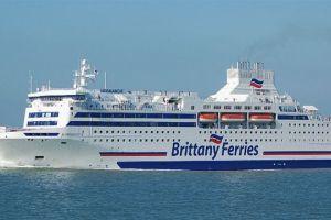 Brittany Ferries unowocześnia flotę. Trzy promy ze scrubberami