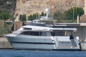 Baleària kupuje za miliony królewski jacht. Tylko po to, by zbadać jego silniki