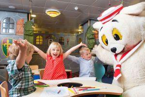 Więcej atrakcji dla dzieci na promach Viking Line