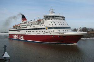 Viking Line obsłużył 200-milionowego pasażera!