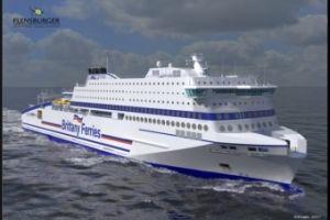 Brittany Ferries z gwarancją dofinansowania z Europejskiego Banku Inwestycyjnego. Pierwszy tego typu projekt
