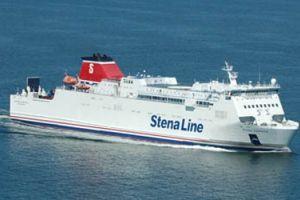 Pracowity czas dla promu Stena Nordica