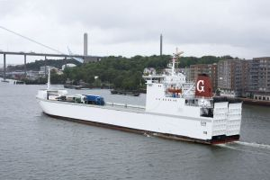 Stena Line wprowadza czwarty statek na linię Gdynia-Karlskrona