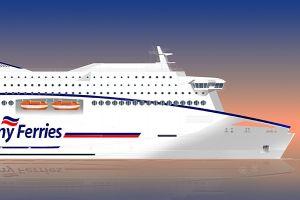 Brittany Ferries podpisało list intencyjny na budowę nowego promu