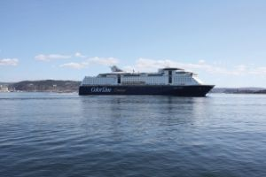 Promy Color Line na trasie Oslo-Kilonia będą pływać pod dotychczasową banderą