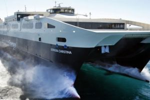 5 statków i 2 helikoptery szukały zaginionego pasażera