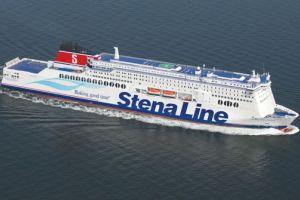 Duże wzrosty Stena Line na trasie do Holandii