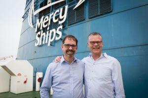 Stena Line podjęła współpracę z Mercy Ships - międzynarodową organizacją humanitarną