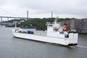 Na trasie Gdynia-Karlskrona pływa już kolejny statek