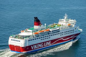 Viking Line odnotował spadek przychodów, ale nie traci optymizmu