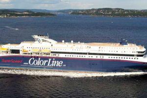 Color Line zyskuje na osłabieniu korony norweskiej