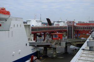 Najnowocześniejszy i największy terminal promowy na Bałtyku