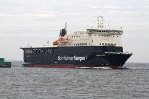 BornholmerFaergen chwali się znakomitymi wynikami i wydłuża sezon dla połączenia Rønne-Sassnitz