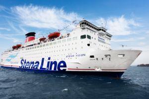 Akcja ratownicza na Bałtyku. Śmigłowiec wysłany do pasażerki promu Stena Vision